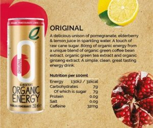 Scheckter's Organic – Clean Energy
